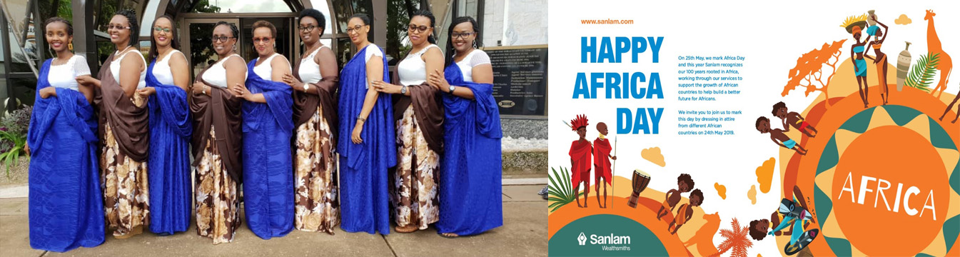 AFRICA DAY CELEBRATED IN SORAS
